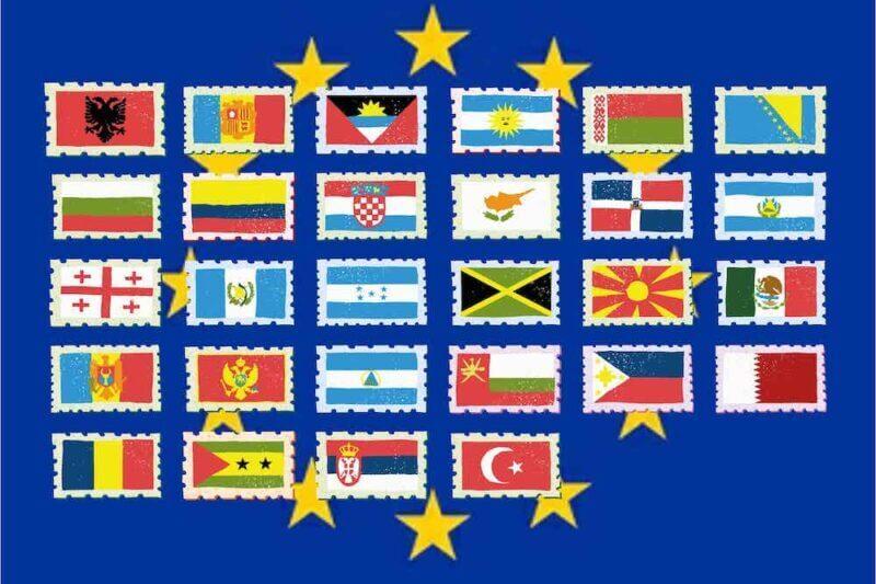 Schengen-Countries